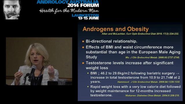 Androgen Deficiency AProfessor Carolyn Allan