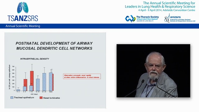 The role of immunobiology in the deve...