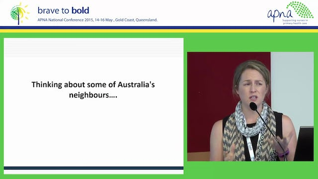 The role of primary care in ending HIV Cherie Bennett