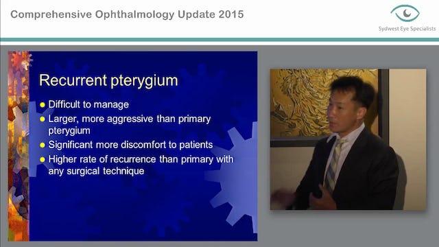 Pterygium Dr James (Son) Chau-Vo