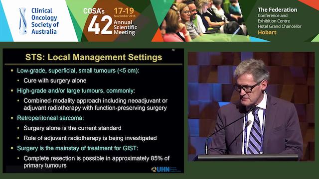 Brian O'Sullivan Clinical management ...