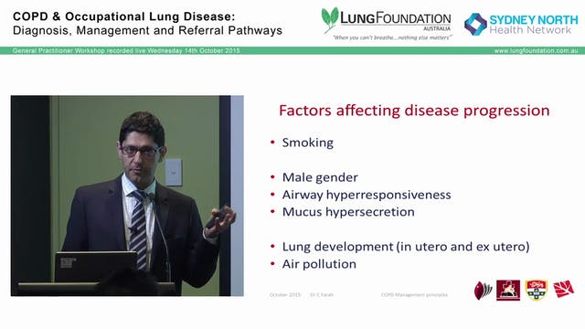 General principles in managing COPD D...