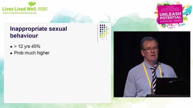 FASD the hidden pandemic Dr Doug Shelton, Clinical Director, Community Child Health & Medical Director, Children's Health Services, Gold Coast Health