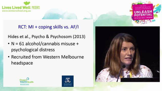 Improving treatment of youth substanc...
