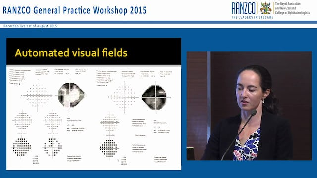 Neuro-ophthalmic cases: The impact of diet - AssocProf. Clare Fraser