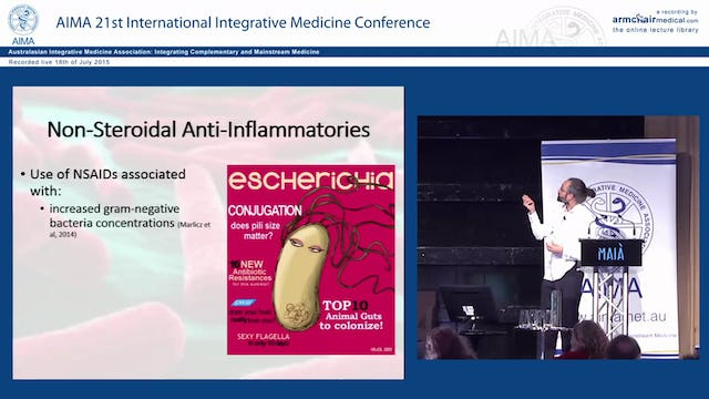 Strategies to Protect and Restore a Healthy Gastrointestinal Tract Microbiota Dr Jason Hawrelak