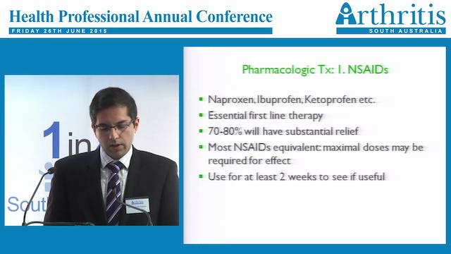 Ankylosing spondylitis An overview of diagnosis and Management Dr Mihir D Wechalekar MB BS, MD, FRACP