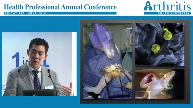 Joint Surgery in the 21st Century Dr Chien-Wen Liew M.B.,B.S. FRACS (Ortho)
