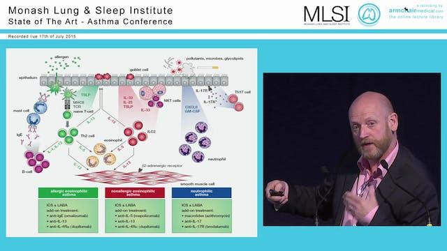 Asthma Pathogenesis Prof Gary Anderson