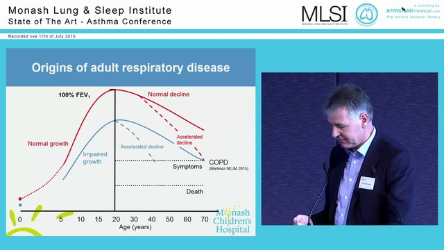 Childhood Asthma and COPD Prof Nick F...