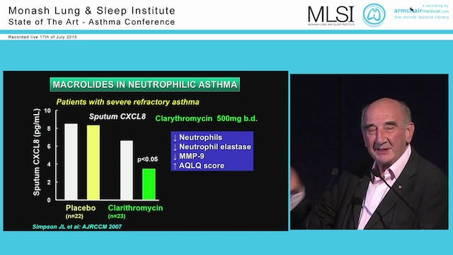 New Drugs for Asthma Prof Peter J Barnes