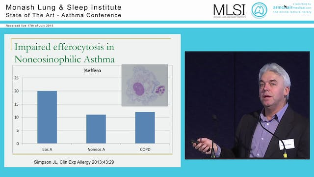 Asthma phenotypes and biomarkers Prof...