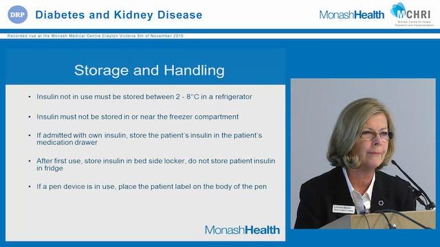 Safe insulin use Lorraine Marom