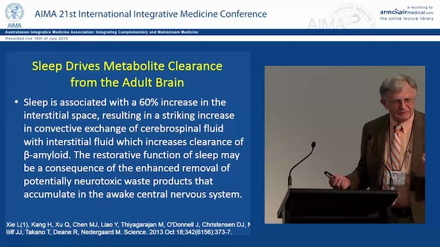 Inflammation in chronic brain disease Dr. Robert Bransfield