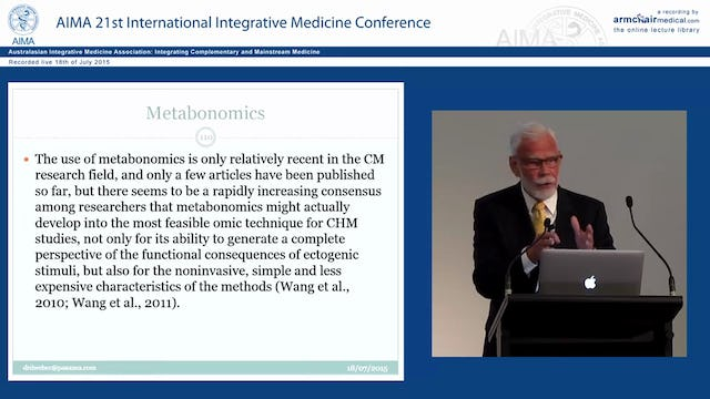 Traditional Chinese Medicine in Oncology, integration and targeted treatment Dr. Daniel Weber