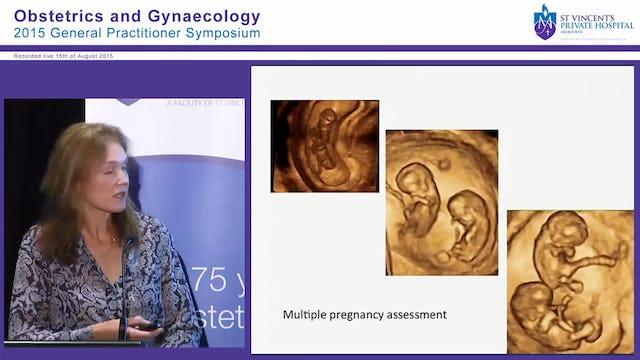 Maternal Fetal Medicine - Prenatal screening and diagnostic tests Dr Emily Olive