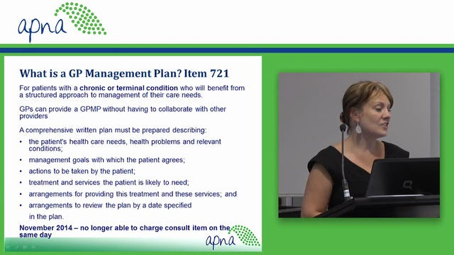 Chronic Disease Management Mel Cromarty