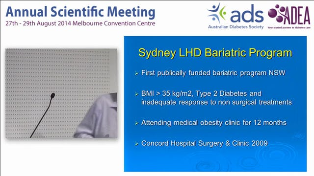 Management of Diabetes HbA1c or BMI  That is the question Nic Kormas