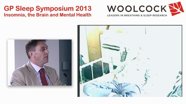 The Brain, Parkinsons and Sleep Disorders   Dr Simon Lewis Consultant Neurologist