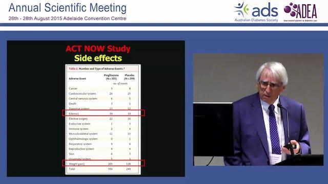 Using old diabetes drugs for prevention of type 2 diabetes Stephen Colagiuri