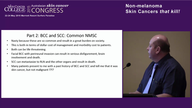 5C.2 Non-melanoma skin cancer Dr Kerr...