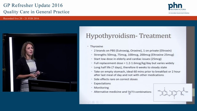 Thyroid Disease - hyperthyroidism, un...