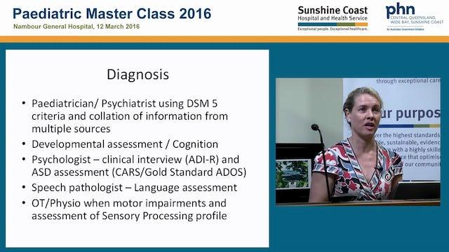 Autism Spectrum Disorder Dr Heidi Webster