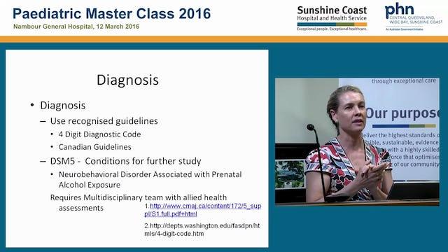 FASD The hidden Pandemic Dr Heidi Webster