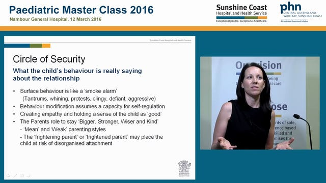 General parenting A relationship - based approach Corinna May