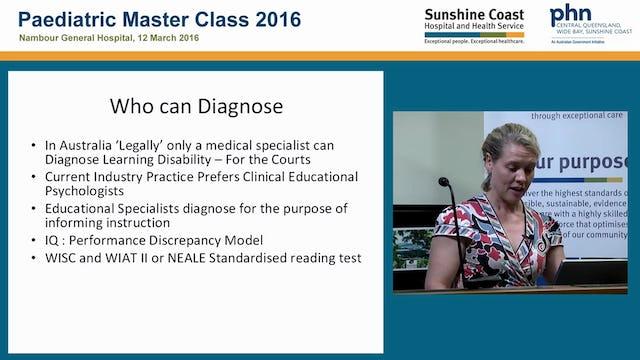 Struggling at school Learning Disorders Dr Heidi Webster