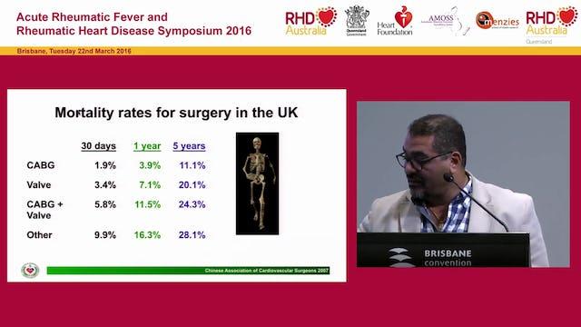 Rheumatic valve disease New Zealand perspective Associate Professor Adam EL-Gamel