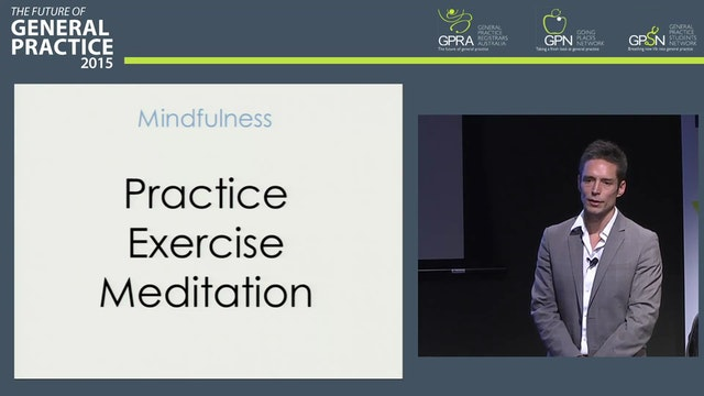 Mindfulness - Dr Richard Chambers