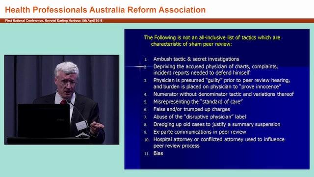 Sham peer review A worldwide phenomen...