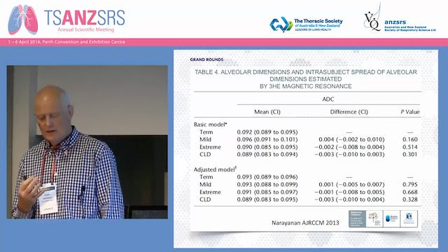 The impact of premature birth Colin Robertson, Royal Children's Hospital Melbourne, VIC
