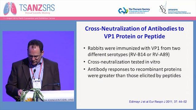 Vaccine development for respiratory v...