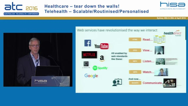 A consumer led approach to healthcare...