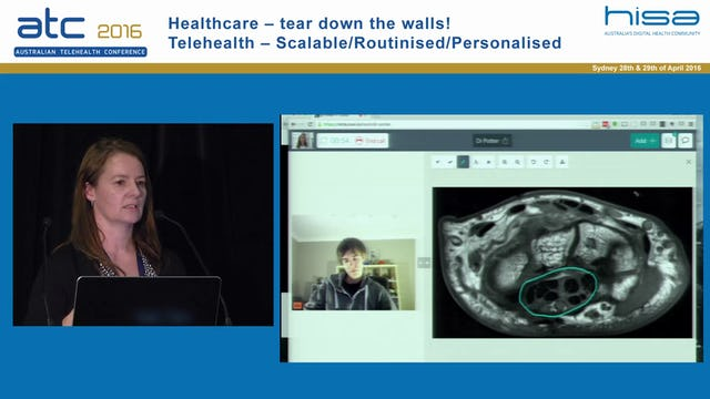 Coviu A feature rich video consultation interface Dr Silvia Pfeiffer CSIRO