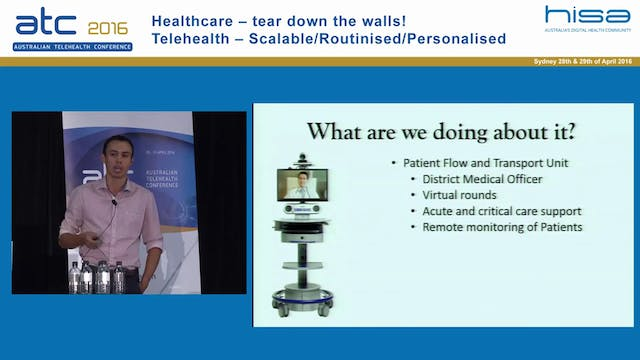 Bringing telehealth to rural and remo...