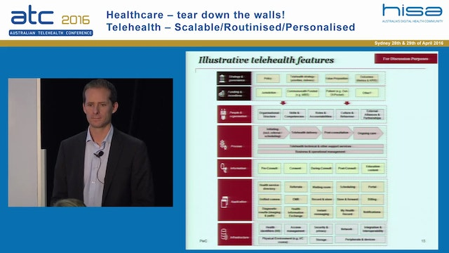 The business case for scale – tearing down the barriers Dr Travis Grant Healthcare Consulting Partner, PwC