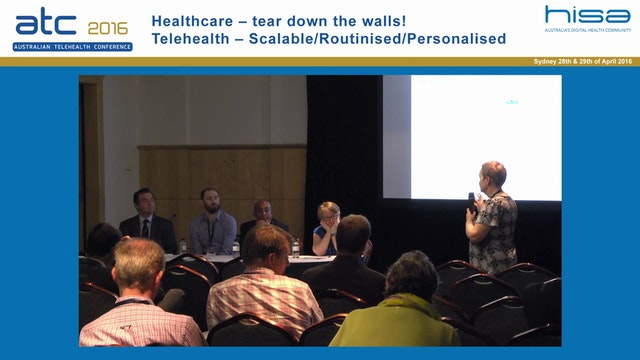 Integrating services and primary care – opportunity and change Panel Discussion