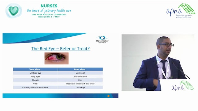 Eye Disorders and the Role of the Pri...