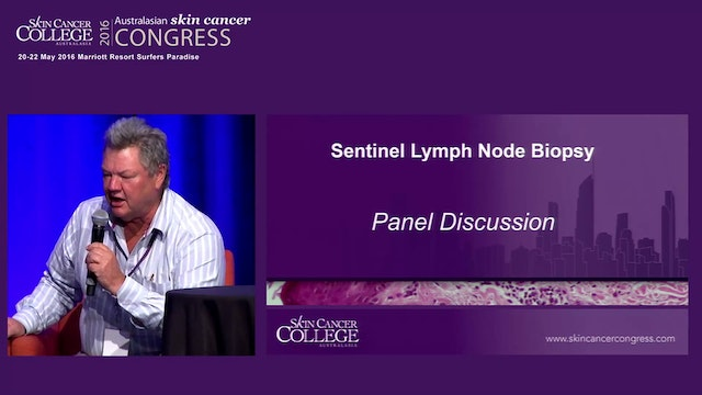 Sentinel Lympth Node Biopsy Panel Discussion