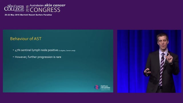 The changing landscape of melanoma reporting Blake O'Brien
