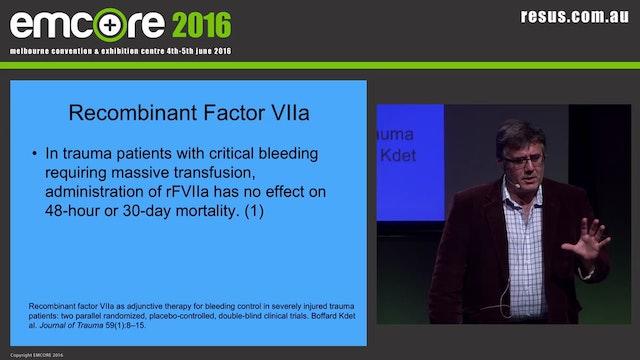 Massive Transfusion Confusion Dr Will...