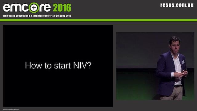 Non-invasive ventilation Dr James Edw...