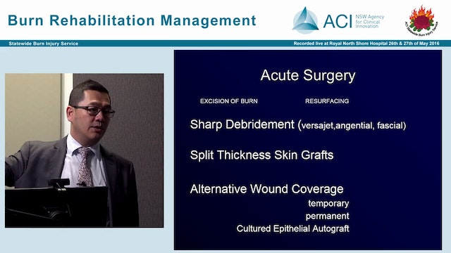 Surgical Management in Burns Dr Johnn...