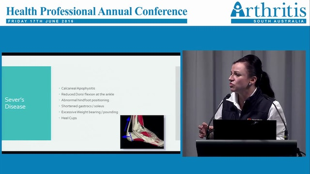 Common musculoskeletal injuries in children Jenni Guest Physiotherapist