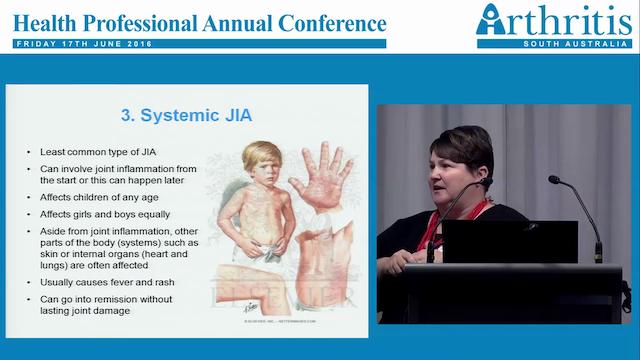 Juvenile Idiopathic Arthritis Tracy Rose