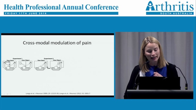 Is pain all in the brain Dr Tasha Stanton