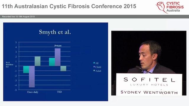 Optimization of antibiotics in CF Pul...